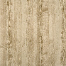York Enchantment Embossed Wood Planks Heavy Duty Wallpaper ET2043