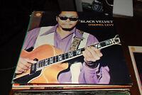 O'DONEL LEVY LP GROOVE MERCHANT BLACK VELVET VG+ LP SOUL JAZZ FUNK CLEAN PROMO