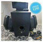 Logitech X-540 5.1 Surround Sound Computer Speaker System with Subwoofer 🔊