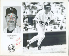 b286c1db91fd9b Lot of 19 - Mid to Late 1980s MLB Baseball Press Photos 8x10 Mattingly  Bonds +