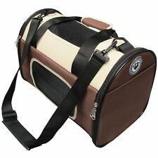 Pet Carrier Premium Travel Carry Bag Accessory Dog Cat Cage Crate Car Medium