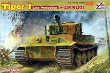 DRAGON 6383 1/35 Pz.Kpfw.VI Ausf.E Tiger I Late Production w/Zimmerit