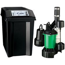 Myers MBSP-2C - 1/3 HP Combination Primary & Backup Sump Pump System