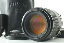 【Read NEAR MINT】Nikon Ai-S Micro Nikkor 105mm f/2.8 MF Telephoto from Japan #887