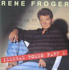 RENE FROGER - ILLEGAL ROMEO PART 1 - CD