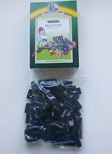 Rigatoni di Liquirizia elastica Menozzi De Rosa 250 gr netto Made in Italy