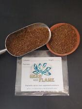 All Natural Cold Smoked Hickory Sea Salt (1 2 3 4 6 8 10 12 14 oz ounce lb pound
