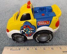 Vintage 2001 Hasbro Tonka Jr. Truck Makes Sounds & Music