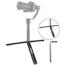 Pergear Aluminum Mini Camera Table Tripod Leg for Tripod Head Selfie Stick New