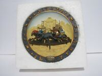 NIB - DREAMWORKS The Prince of Egypt 1998 Limited Edition 3D Collectors Plate