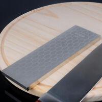 1Pc 400/ 1000 Grit Diamond Knife Sharpener Sharpeing Stone Kitchen Hot
