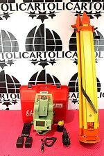 LEICA TCR803 POWER PRISMLESS TOTAL STATION FOR SURVEYING