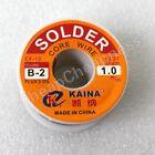 63/37 Industrial Tin Lead Rosin Core Solder Welding Iron Wire Reel 1mm 100g ATAU