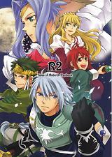 Tales of Rebirth Doujinshi Veigue x Claire (Agarte's form) R2 Yukeyuke Ryuseigo