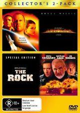 The Rock  / Armageddon (DVD, 2007, 2-Disc Set)