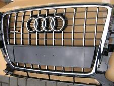 Audi Q5 original front grille Grill Chrome Grill Strip S-line quattro brand new