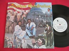 RARE GOSPEL LP- FREEDOM CELEBRATION - FREEDOM IN FAITH PRODUCTIONS CLEVELAND, TN