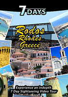 7 Days - RODOS Rhodes, Greece - Travel DVD
