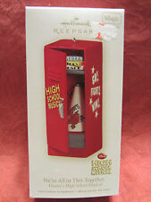 Hallmark 2008 We'Re All In This Together Sound Magic Ornament Nib #02044 (y8)