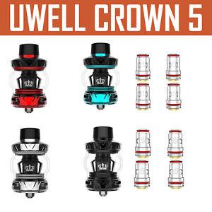 Uwell Crown 5 Tank Verdampfer Crown V Coils Tank Mesh Verdampfer Clearomizer Set
