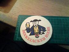 sottobicchiere beer birra dinkelacker bier