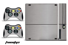 Skin Decal Wrap for Xbox 360 E Gaming Console & Controller Sticker Design STL