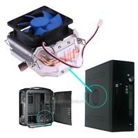 LED CPU Cooling Cooler Fan Heatsink for Intel LGA775/1156/1366 AMD AM 2 3