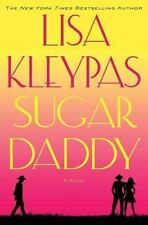 Sugar Daddy by Lisa Kleypas (2007) HARD BACK BOOK