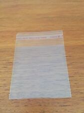 BRAND NEW 10x CLEAR CELLOPHANE  LOLLY/LOOT BAGS PARTY,EASTER TREATS Super Small