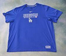 Nike MLB Los Angeles Dodgers T-Shirt Size XXL.