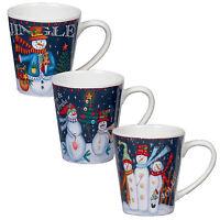 Fantaisie PREMIER design en bonhomme de neige Tasse Noël - choisissez le design