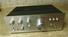 Kenwood Stereo Integrated Amplifier Model KA-3500 Japan Ex Working Condition
