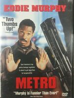 Metro (DVD, 1998, Widescreen) [1997] Eddie Murphy