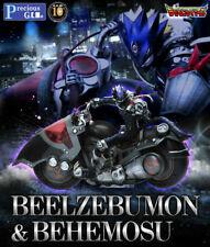 NEW Bandai Precious G.E.M.Series DEGIMON TAMERS BEELZEBUMON & BEHEMOSU MegaHouse
