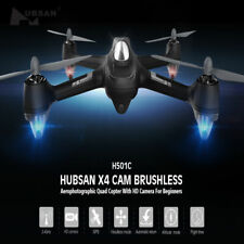Hubsan X4 H501C Drone Brushless GPS RC Quadcopter 1080P Camera RTH Altitude RTF