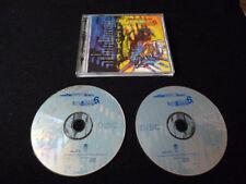 2CD Cooking Vinyl 6 Carter USM Billy Bragg Pere Ubu Jackie Leven Wedding Present
