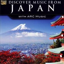 Discover Music From Japan - Various Artists (NEW CD)