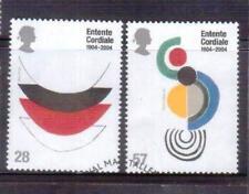 GREAT BRITAIN 2004 Entente Cordiale used