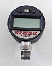 Vimex Digital Pressure Gauge