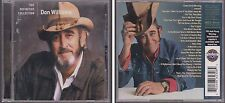 DON WILLIAMS Definitive Collection 2004 CD (Greatest Hits) You're My Best Friend