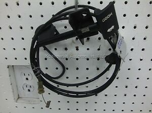 92 JEEP CHEROKEE Hood Release Cable Assembly 5502603093 94 95 96 91 90 89 88 87