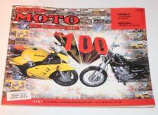 Revue technique N°100 Honda CA 125 Rebel 95-96 Suzuki RF 600 R 93-96