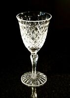 Beautiful Stuart Hardwicke Crystal Sherry Glass