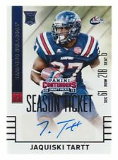 2015 Panini Contenders Draft Picks #199 Jaquiski Tartt RC Auto Samford Bulldogs