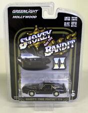 Greenlight 1/64 SCALA Smokey & the Bandit 2 Bandit'S 1980 Pontiac T/UN MODELLO DI AUTO