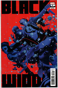 BLACK WIDOW #6 1:25 RAHZZAH VARIANT 1st APPEARANCE LUCY NGUYEN MARVEL 2021 NM