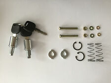 Lock Cylinder Set with Keys, PORSCHE 356 A B C SC 356A 356B 356C 356SC
