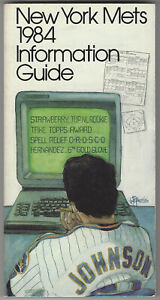 1984 New York Mets Information Guide