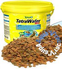 Nourriture wafermix Aliment poisson TetraWafer Mix pour poissons d'aquarium