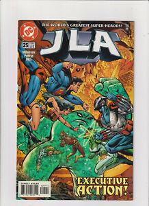JLA #25 VF/NM 9.0 DC Comics Justice League Batman Superman Wonder Woman 1999